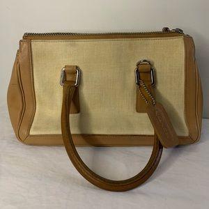 Micro coach bag